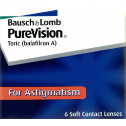 PureVision Toric For Astigmatism