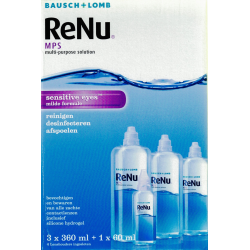 ReNu MPS Sensitive Eyes multipack 3x360ml+1x60ml