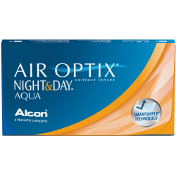 Air Optix Night Aqua