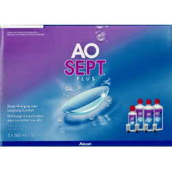AOSEPT Plus multipack 1170ml