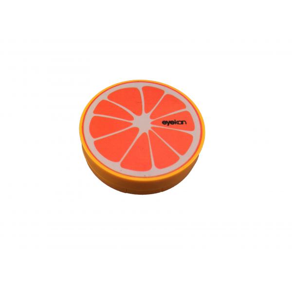 Lenshouder doosje Sinaasappel