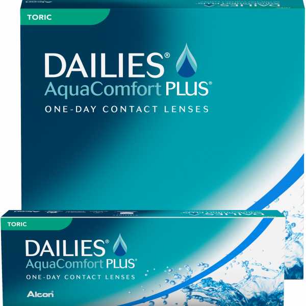 DAILIES AquaComfort PLUS TORIC