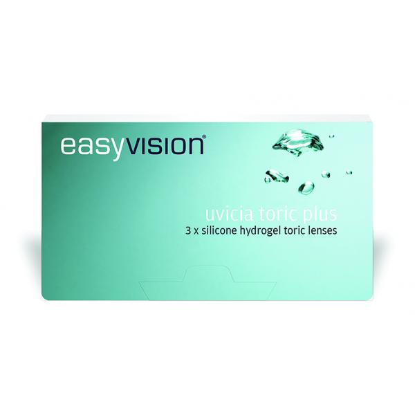 Easyvision uvicia plus toric