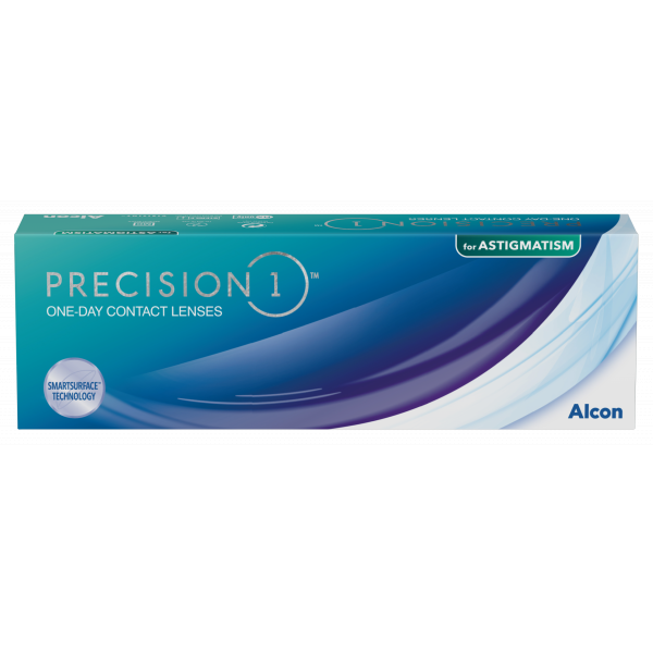 Precision1 for astigmatism
