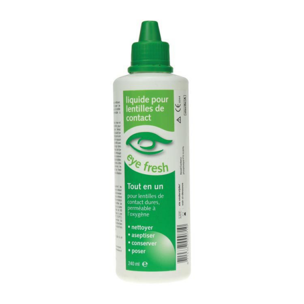 Eye Fresh all in one solution 240 ml